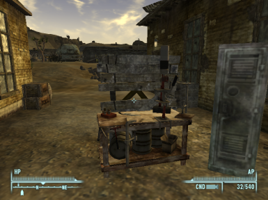 Fallout 4 Crafting (Alpha Release 0.50)