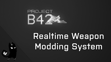 Realtime Weapon Modding System