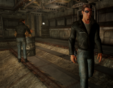greaser style greasers at fallout new vegas mods and community