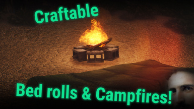 Portable Campsite - Recipes