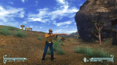 Uniforms of the American Civil War at Fallout New Vegas - mods and