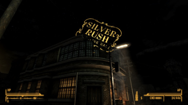 Silver Rush - Under New Management
