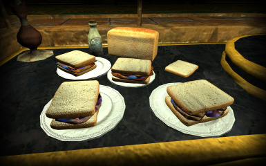 Craftable Bread And Sandwiches