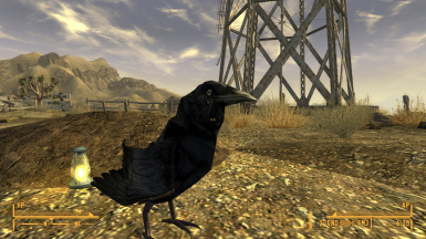 Ravens Give XP and Respawn