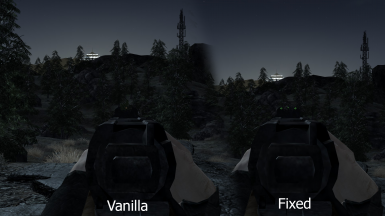 Paciencia Ironsights Fix