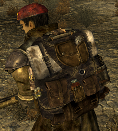 Leather backpack fix for english plugin