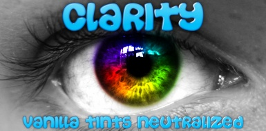 Clarity - An Orange Tint Remover