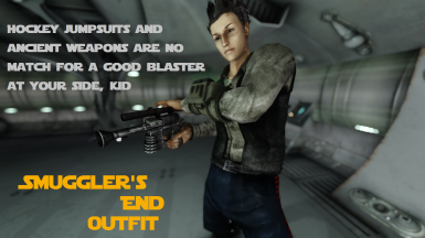 Smugglers End and Outfit