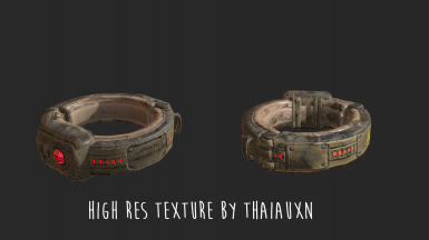 HD Textures by Thaiauxn