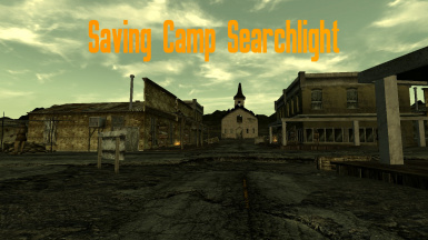 Saving Camp Searchlight
