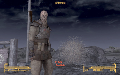 DeadSkin (NCR Ghoul Companion) V2 New Face