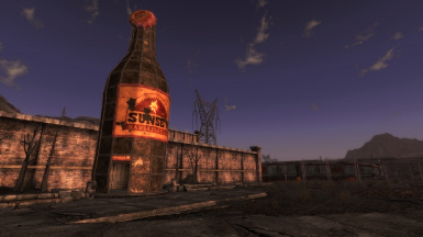 Sunset Sarsaparilla HQ