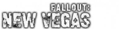 FNV Monochrome Title - (for the main and pause menu color mod)