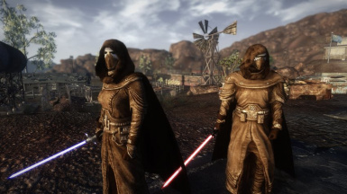 Kylo Ren Outfit and Saber Tweaks