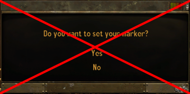 No ''Place Marker'' Popup