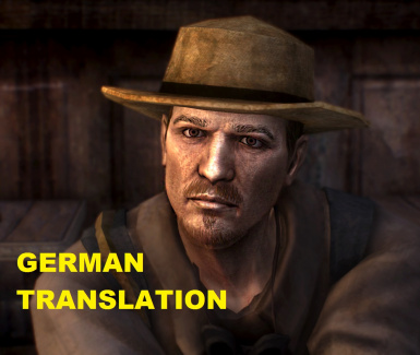 Fallout Character Overhaul 3 (incl. 3.01 Patch) - German Translation