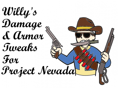 how to mod armors to work with project nevada