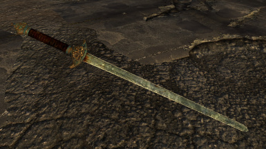 Sword Of Thenew World: Chinese Swords At Fallout New Vegas