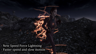 flash speedster abilities at fallout new vegas mods and community