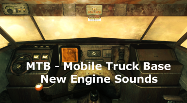 New Engine Sounds for Mobile Truck Base (MBT)