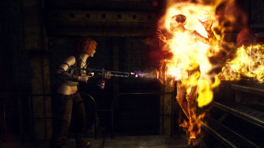 Homemade Flamethrower - The Last Of Us Flamethrower  at Fallout New