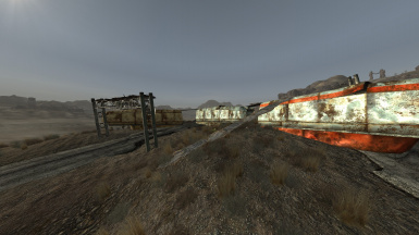 New Vegas Roads Reborn at Fallout New Vegas - mods and community