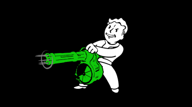 Automatic Weapons Fix - Minigun-Gatling-Chainsaw and more