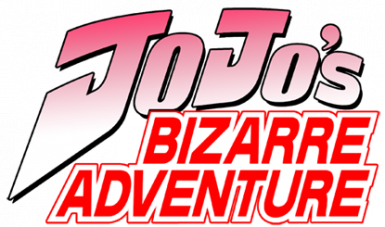 Jojo s Bizzare Adventure logo