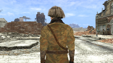 NCR Trooper Flora Camouflage Replacer