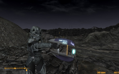Alien Plasma Rifles (Halo Inspired) at Fallout New Vegas - mods and
