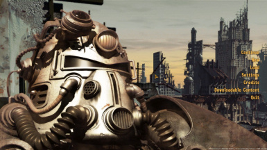 Fallout 1 Main Menu Title Screen Theme