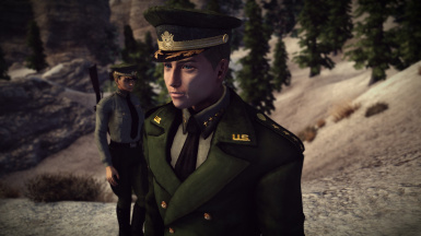 Us Army General Uniform At Fallout New Vegas Mods And Community