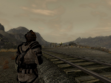 iconclast armor from the Fallout 3 dlc the Pit.
