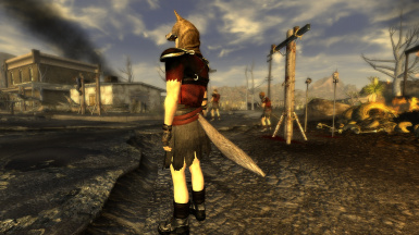 A Tail For Vulpes