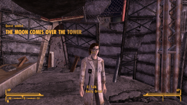 The Moon Comes Over The Tower - Restored at Fallout New