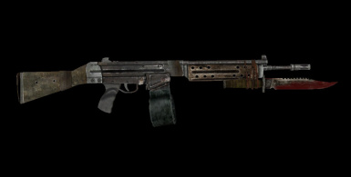 NCR and Raider Assault Rifles - modder's resource