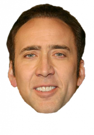 Nick Cage Moon