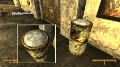4kx2k Hi Res Garbage Can Retexture