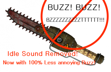Ripper Idle Sound Removed