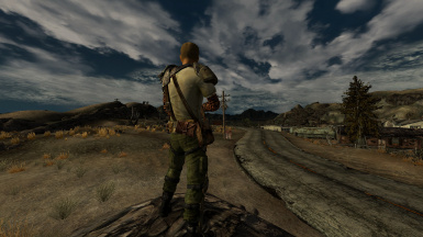 Wasteland Survivor Armour (ROBERTS MALE)