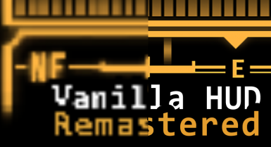 Vanilla HUD Remastered (4K)