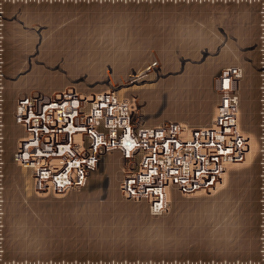 New Vegas World Map.Satellite Maps Dlc At Fallout New Vegas Mods And Community