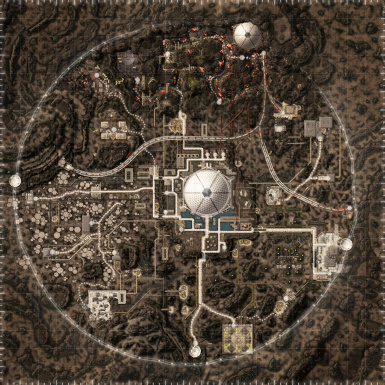 Satellite Maps Dlc At Fallout New Vegas Mods And Community