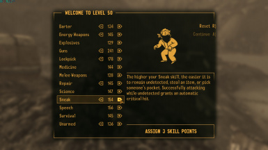 fallout 3 best starting special