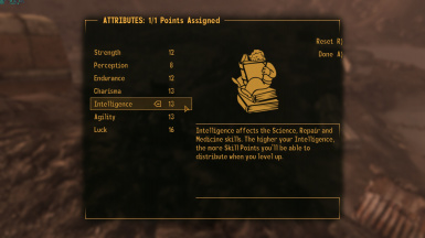Limitless Stats at Fallout New Vegas - mods and community
