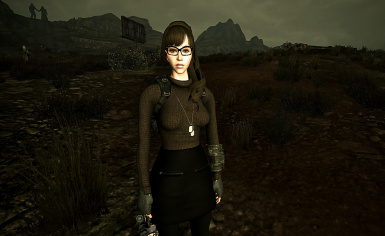 Wasteland Waifu Lunette In the latest threads