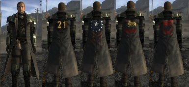 Courier Duster with Elite Riot Gear combo (UPDATE)
