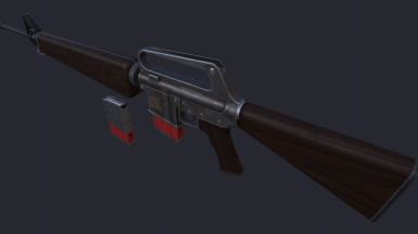 Service Rifle Remade