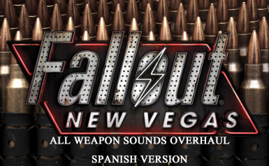 All Weapon Sounds Overhaul - Spanish Version