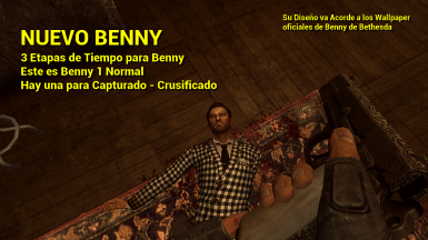 Reanimated Benny